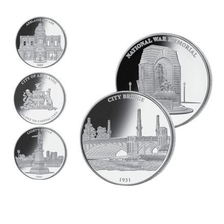 Adelaide Commemorative Collection
