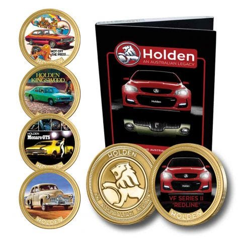 Holden Legacy Collection