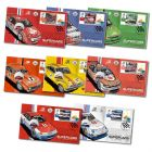 60 Years of Australian Supercars 2020 Stamp & Coin Cover Set of 8