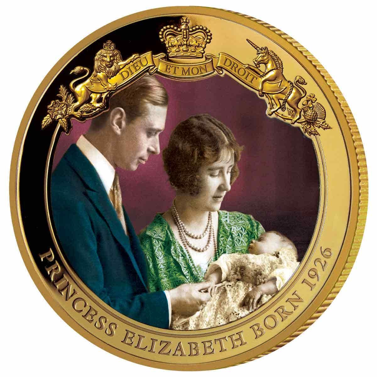Princess Elizabeth Birth