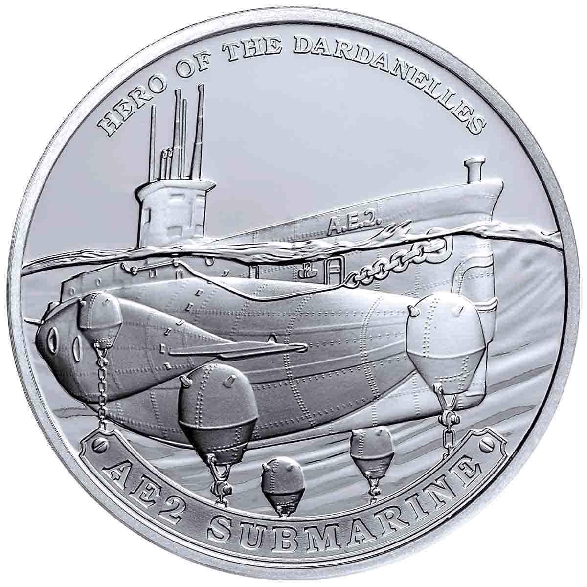 AE2 Submarine