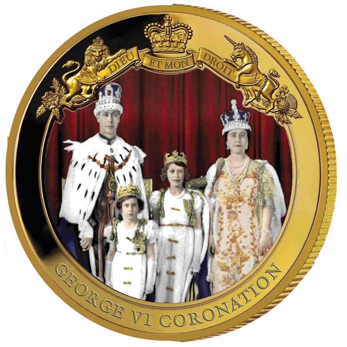 George VI Coornation