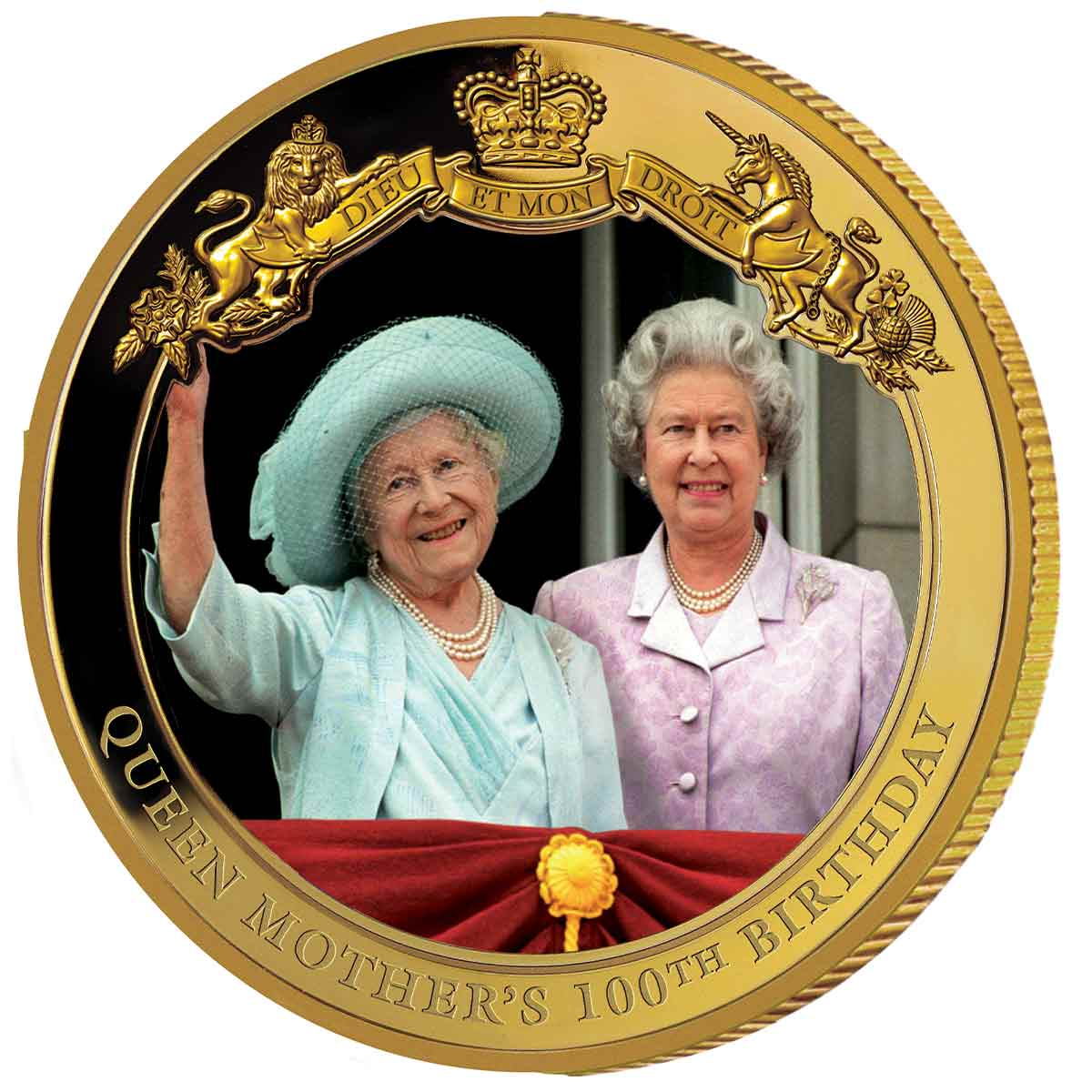 Queen Mother's 100th Birthday
