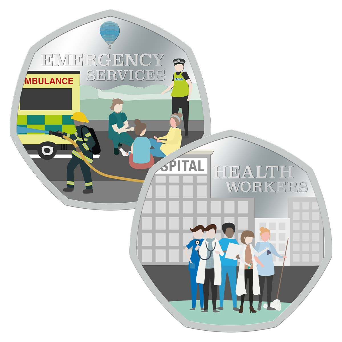 Thank-you Emergency Services & Health workers