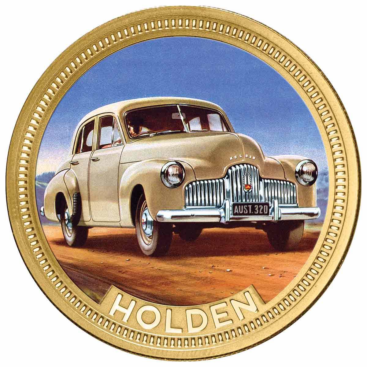 48-215 First Australian Holden