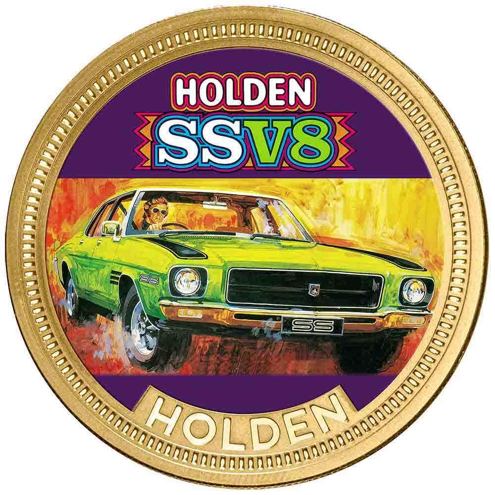 Holden HQ SSV8