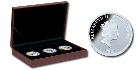 Peanuts 1oz Silver Proof Collection