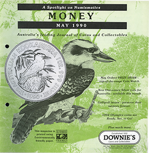 Money Cover May 1990