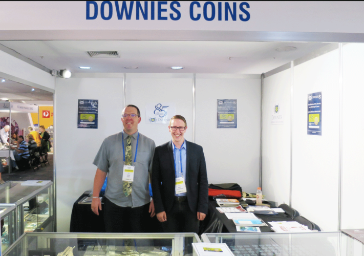 International Coin Exhibition