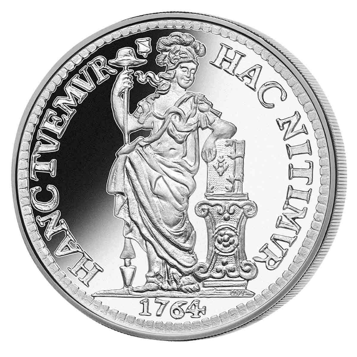 1748-94 Netherlands Guilder