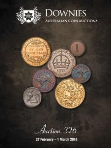 Auction Sale 326 Catalogue