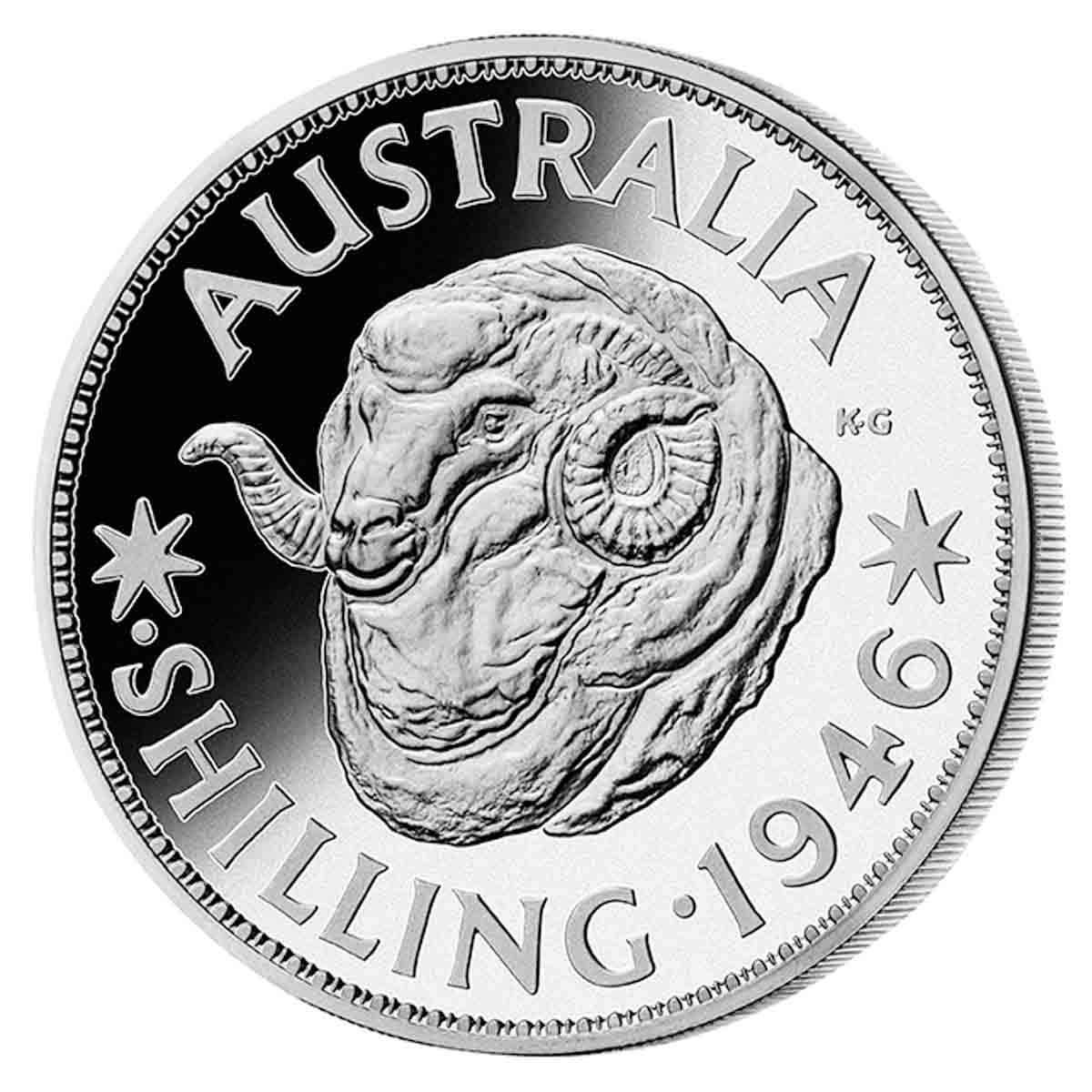 1946 PM shilling