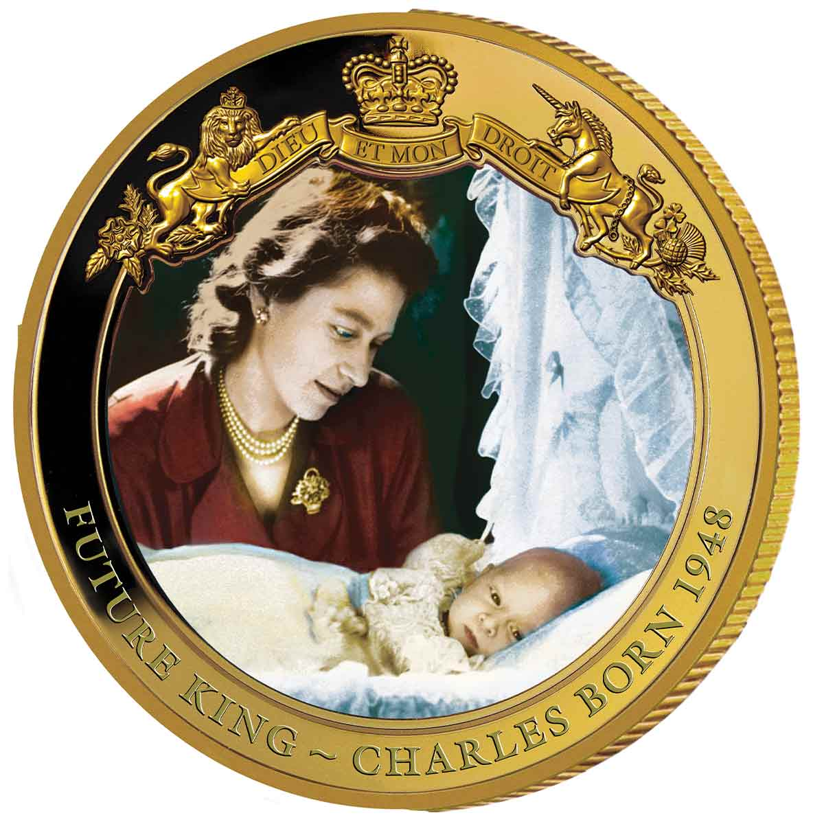 Birth of Prince Charles