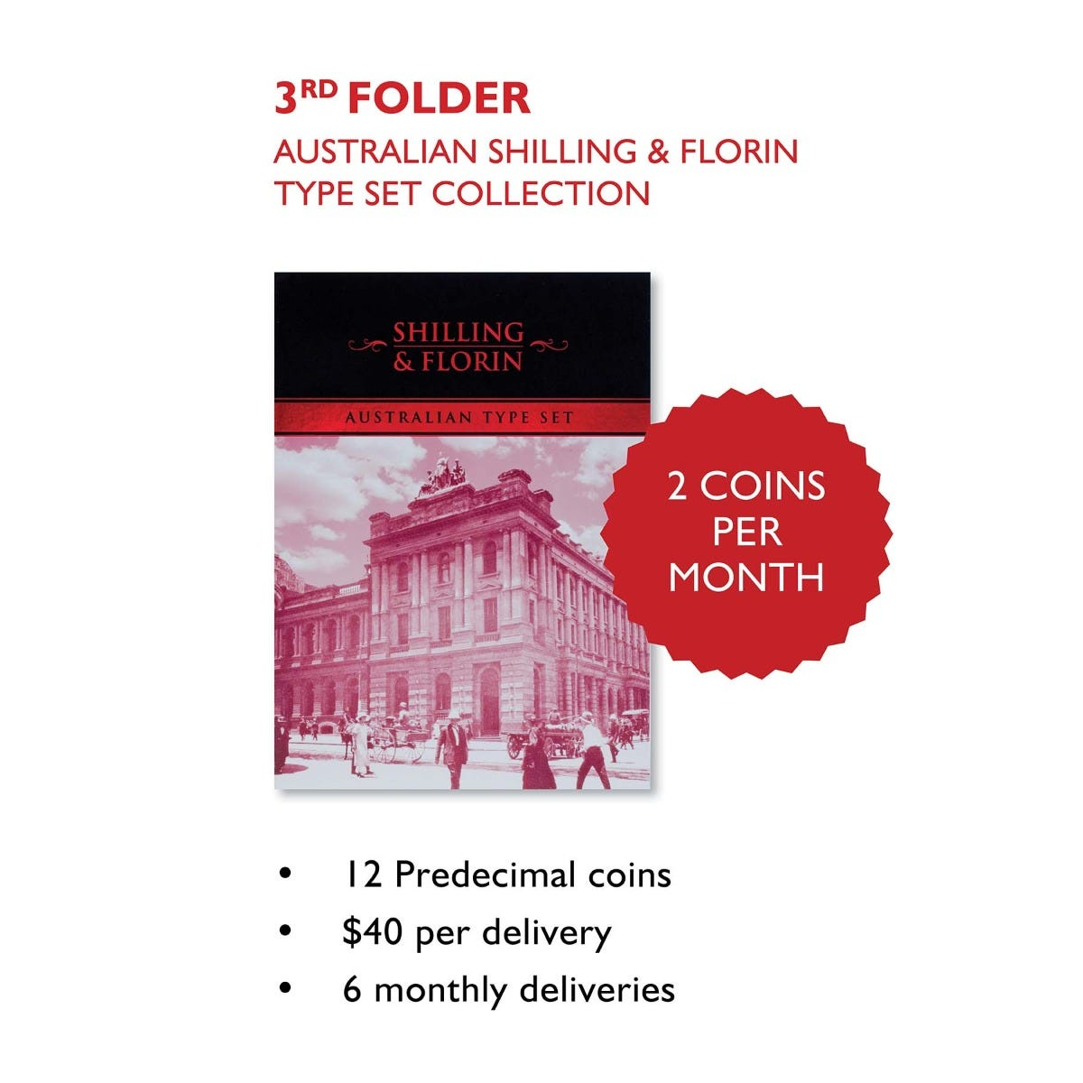 Shilling & Florin Collection