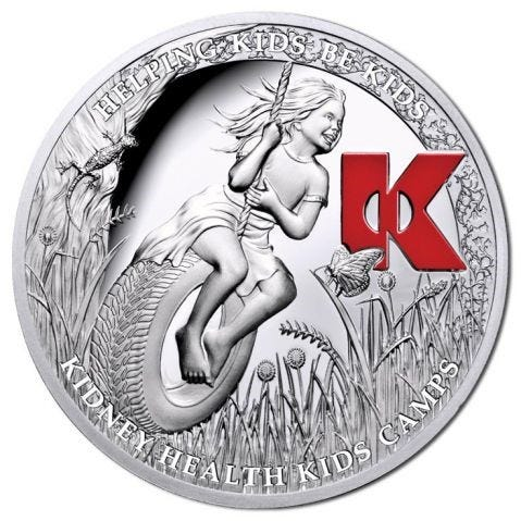 2017 Kidney Health Medallion