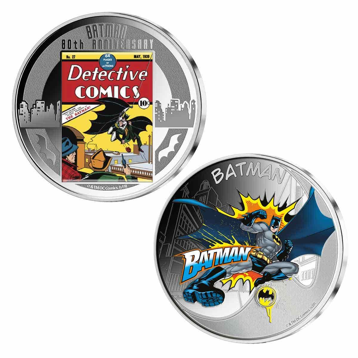 80 Years of Batman + Batman