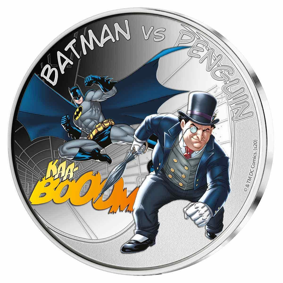 Batman v Penguin