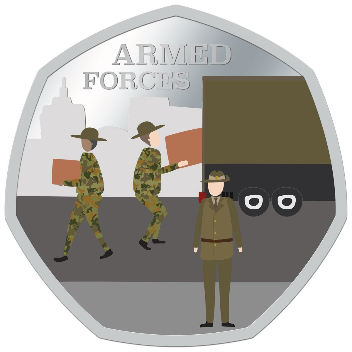 Thank-you Armed Forces
