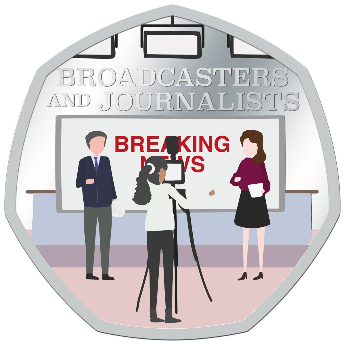 Thank-you Broadcasters and Journalists
