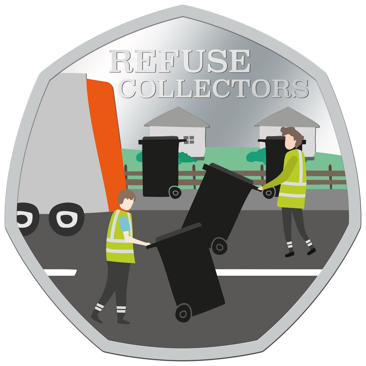 Thank-you Refuse Collectors