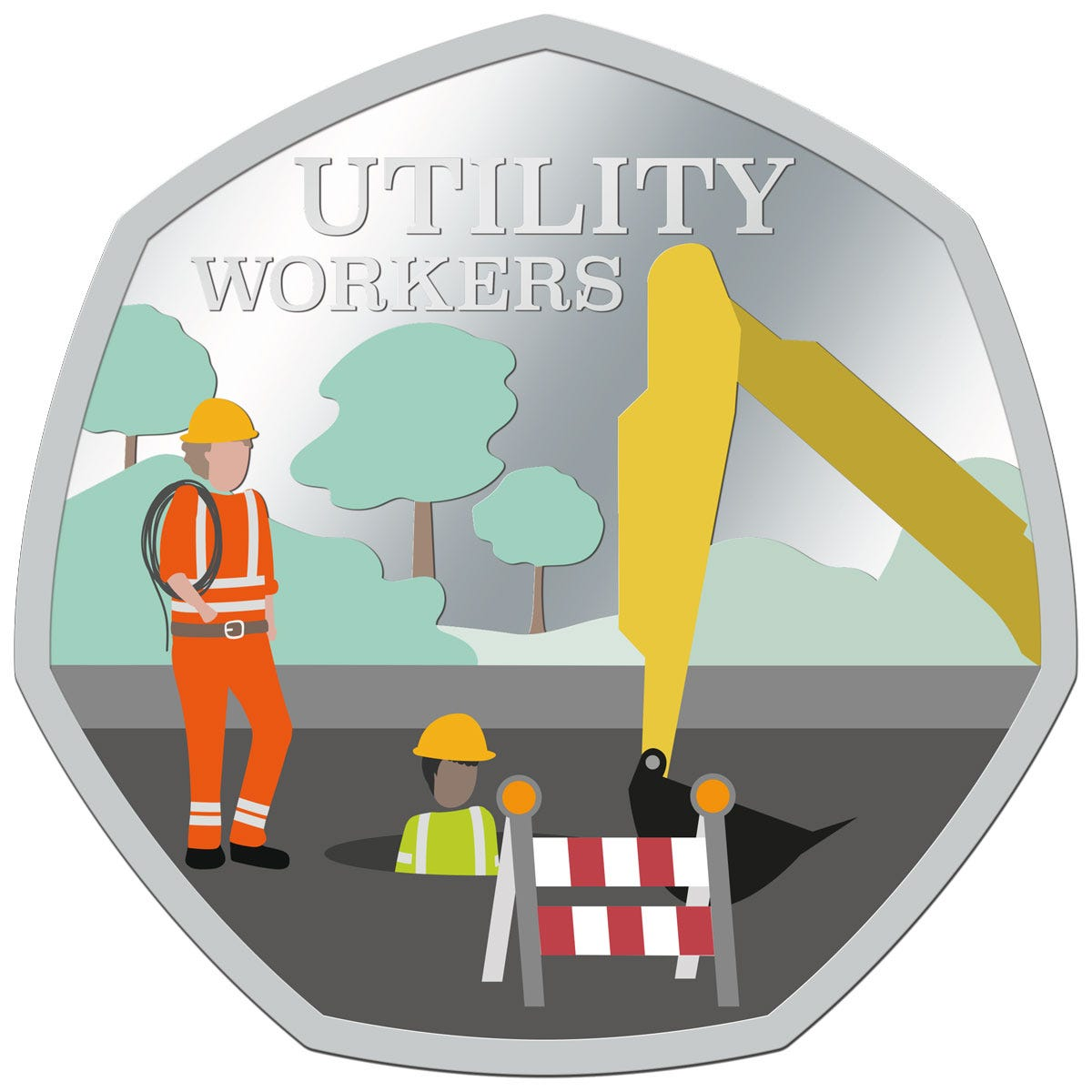 Thank-you Utility Workers