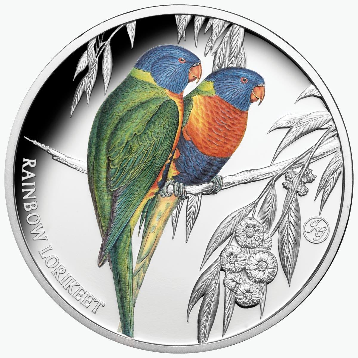 Gould Birds Magpie