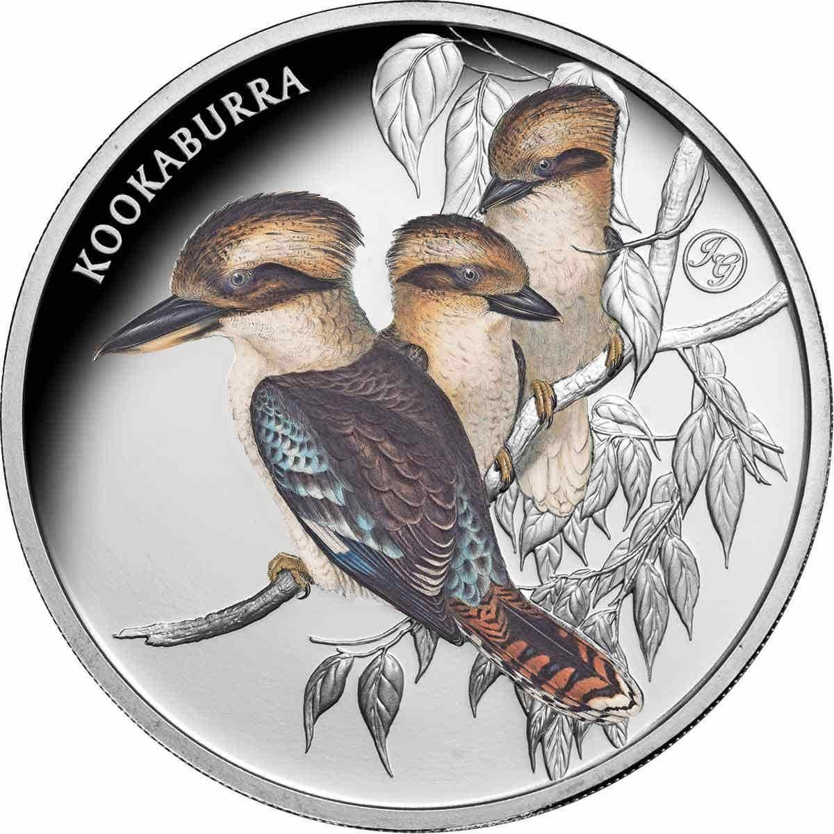 Gould Birds Kookabura