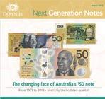 Next Generation $50 Polymer Banknote